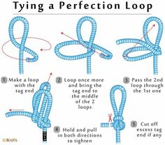 Paracord: The Ultimate Survival Tool - Way Outdoors Survival Knots, Survival Tips, Survival Skills, Fly Fishing Knots, Fishing Tips, Sport Fishing, Fishing Rod, Rope Knots, Macrame Knots