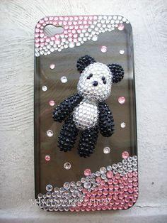 Custom Made Bling cell phone case