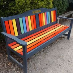 children who are being bullied or feel sad can sit on the bench so others know they need a hand