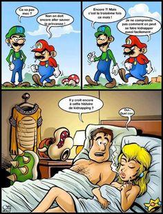 Mario cocu?