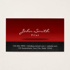 Seniors business cards home health aide pinterest business shop red stage pilotaviator business card created by cardfactory colourmoves