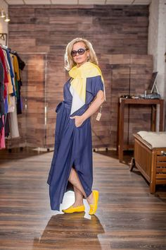 Одноклассники Mature Fashion, Xl Fashion, Mode Cool, Comfort Style, How To Look Classy, Comfortable Fashion, Boho Style, Dresses, Golden Age