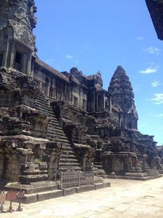 My second day started a lot more relaxed than my first. I had breakfast at my guesthouse and had a… Read Angkor Wat, Cambodia, Cathedral, Louvre, Day, Breakfast, Building, Travel, Morning Coffee