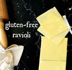 Homemade Gluten-Free Ravioli #recipe, you don't have to miss pasta anymore.