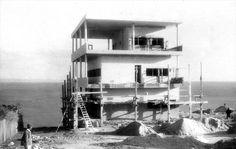Villa Baizeau, Carthage, Tunisia, 1928, Le Corbusier