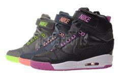 Nike Wmns Air Revolution Sky Hi High Womens Fashion Shoes NSW Wedge Pick 1