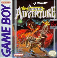 castlevania box art - Google Search