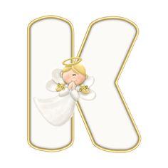 Alphabet, Christmas Scrapbook, Angel, Guardian Angels, Elves, Heavens, Alpha Bet, Angels