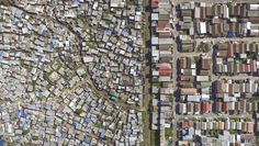 Cape Towns Meteorite Crater By Jonathan Stoner South African - Poor cities in africa