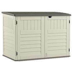 Suncast 6 Ft. W x 3 Ft. D Storage Shed