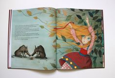 7 Baba Yaga, Milan, Album Jeunesse, Marie, Cover, Artist, Books, France, Illustrations