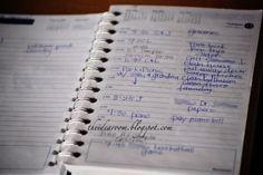 Lists, lists and more lists.