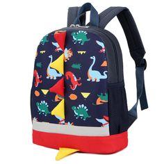 f898550b95a2 2017 New Cartoon Cute Backpack Kindergarten Bags for 1-3-5 Years Old Girls  Boys School Bag