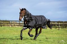 Rambo Supreme Turnout. Visit www.horseware.com to find your nearest stockist.