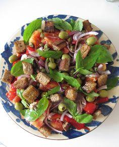 la cuisine d'ici et d'isca: salade de pommes de terre au céleri