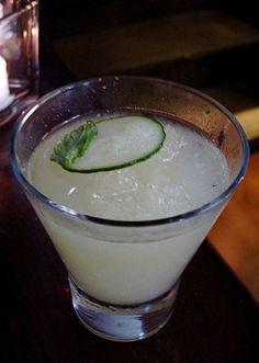 Fiji Facial (cucumber & vodka)