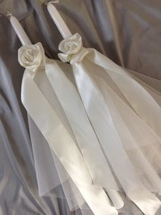 Ivory, satin roses over English tulle. Orthodox Wedding, Satin Roses, Wedding Flowers, Wedding Dresses, Tulle, Ivory, English, Weddings, Business