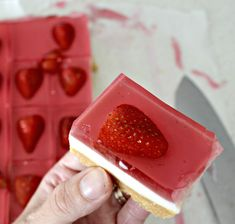 Jelly Slice - Create Bake Make