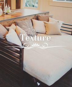Textured Futon Mattress Covers
