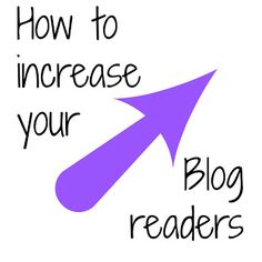 Redcliffe Style: Blogger Basics: 8 ways to build up your readership