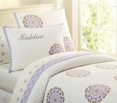 Dahlias Nursery Bedding And Baby Girl Rooms On Pinterest