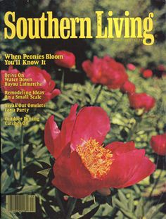 April 1980 | When Peonies Bloom You'll Know It
