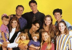 Padres forzosos - Full House