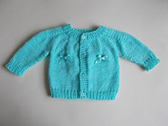 Ravelry: Perfect Baby Boy or Girl Top Down DK Jacket pattern by marianna mel