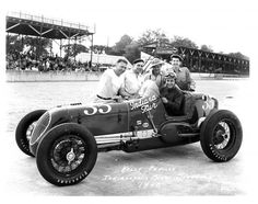 1940 Indy 500 Kelly Petillo