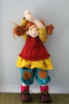 "Rory- 20"" Posie Doll :: Dollectable In-stock Store"