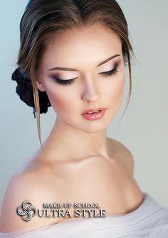 Make-up-school-by-Anastasia-Alexandrovich227 | Wedding Make-… | Flickr
