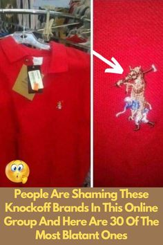 #People #Shaming #Knockoff #Brands #Online #Group #Blatant #Ones