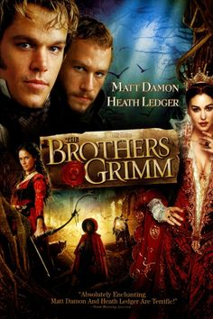Os Irmãos Grimm (The Brothers Grimm), 2005.
