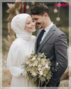 - Hochzeitsfotos (Hijab), Wedding Photos (Hijab) Hochzeitsfotos (Hijab) Wedding Photos (Hijab) D. Wedding Dress Black, Muslim Wedding Dresses, Muslim Brides, Wedding Hijab, Wedding Dresses Photos, Muslimah Wedding, Wedding Outfits, Wedding Bouquet, Wedding Favors