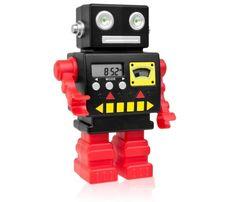 Retro Robot Bank