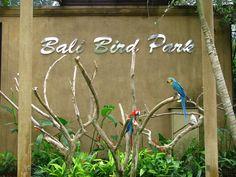 Bali Bird Park in Gianyar, Bali