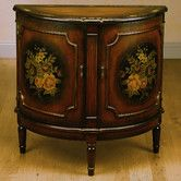 Found it at Wayfair - Half Round Console Cabinet | Furniture ...