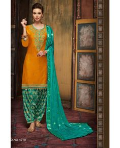 886807b443 Buy Patiala Suit Salwar Kameez Online Canada UK | Indiwear.com Latest  Punjabi Suits,