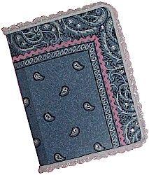 Bandana Covered Journal