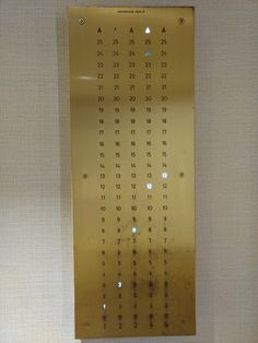 In a room with 5 elevators, this piece united all the displays rather than having us keeping checking them back and forth. HCI-wise makes you wonder: Do we make our users eyeballs and clicks wander all over the place to get the tasks done? Found on the building Sansei restaurant is located, Honolulu, Hawaii Honolulu Hawaii, Taking Pictures, User Interface, Wander, How To Get, The Unit, Restaurant, Make It Yourself, Building