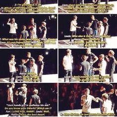 Funniest thing ever lol. I just absolutely love them! Nialler seems a little confused lol.