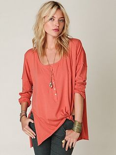 Free People Button Up Jam Shirt at Free People Clothing Boutique - StyleSays