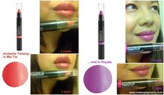 Annabelle a new year product for lips.