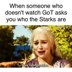 """In the first place it's a disgrace if you don't watch Game of Thrones but yeah, this is true ~ • • @Regrann from @howlingstark - Me about Jon Snow: """"My precious son"""" """"Look at my husband"""" """"Omg dad"""" """"I wish I had a brother like him"""" #Regrann"""