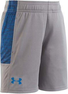 Boys Under Armour Logo Stunt Shorts 7 Logo, Basketball Pants, Under Armor Shorts, Under Armour Logo, Designer Swimwear, Sport Man, Jersey Shorts, Monokini, Short Outfits