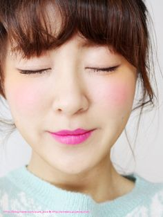 Innisfree Creamy Tint Lipstick 2 Cocktail Pink, Korean