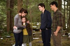 """The Confused Notes of a Twilight Newbie Forced to Watch """"Breaking Dawn Part 2."""" Hahahahahaha. I seriously laughed the entire time I was reading this. :) This is so funny! If you are a Twilight fan you HAVE to read this!"""