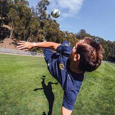 El #Messi más... ;) #gopro #futbol #bolea #selfie #alquilargopro