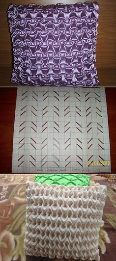 Embroidery Fabric Manipulation Smocking Tutorial 26 Ideas For 2019 Smocking Tutorial, Smocking Patterns, Fabric Patterns, Sewing Patterns, Embroidery Fabric, Hand Embroidery Designs, Embroidery Stitches, Embroidery Patterns, Sewing Hacks