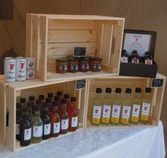 Diy Weihnachten, Wine Rack, Liquor Cabinet, Storage, Home Decor, Vinegar, Syrup, Deli Food, Father's Day